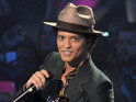 Bruno Mars features R Kelly and Pharrell in new 'Gorrila' remix.