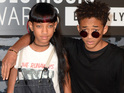 Jaden Smith and Willow Smith arrive at the MTV Video Music Awards 2013
