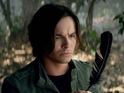Tyler Blackburn will return as Caleb Rivers following the cancellation of Ravenswood.