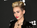 The singer will share deluxe edition details once 'Wrecking Ball' hits number one.