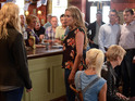 Roxy must choose between Alfie and Ronnie in EastEnders next week.