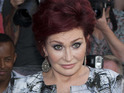 Sharon Osbourne suggests that serious songwriters should avoid talent shows.