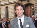 Eddie Redmayne: 'I almost vomited during Jupiter Ascending'
