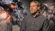 Charlie Hunnam talks to Digital Spy about being a Hollywood star and screenwriting ambitions.