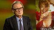 Bill Nighy and Richard Curtis 'About Time'