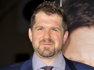 Seth Gordon at the premiere of 'Identity Thief'