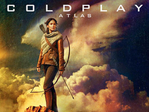 Coldplay's 'Atlas' artwork for The Hunger Games: Catching Fire