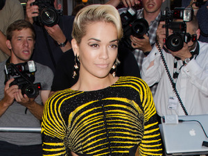 Rita Ora attends the GQ Men of the Year Awards in association with Hugo Boss at the Royal Opera House, London.