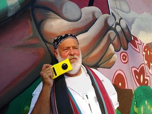Bruce Weber X David Bailey by Nokia Lumia 1020