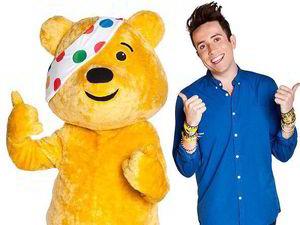 Nick Grimshaw for BBC Children in Need