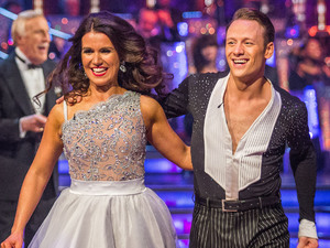 New pro dancer Kevin Clifton is paired with Susanna Reid.