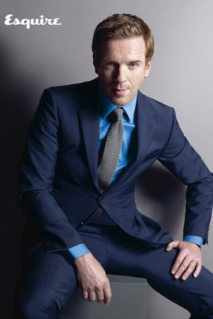 Damian Lewis for Esquire