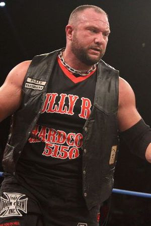 American wrestler Bully Ray.