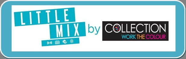 Little Mix by Collection make-up logo