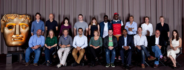 BAFTA Breakthrough Brits jury panel