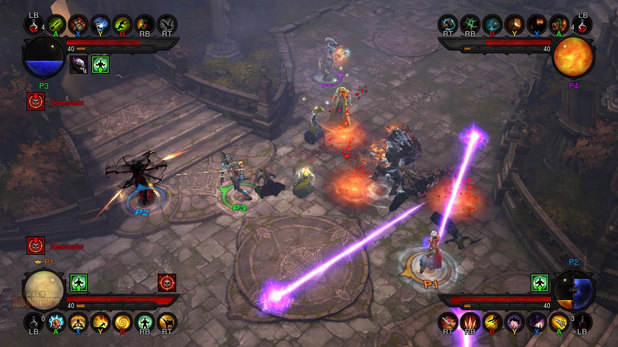 Blizzard delivers a masterclass in console porting with the Diablo 3.