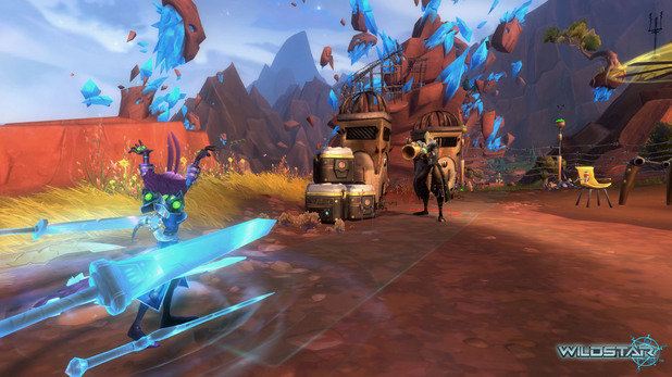 'Wildstar' screenshot