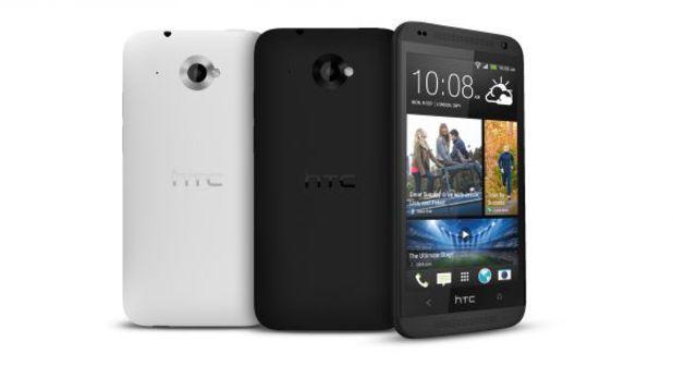 HTC's Desire 601 mid-range smartphone