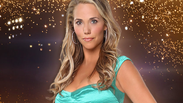 Dancing With The Stars fall 2013: Elizabeth Berkley Lauren
