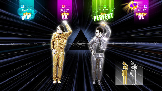 'Get Lucky' in Just Dance 2014