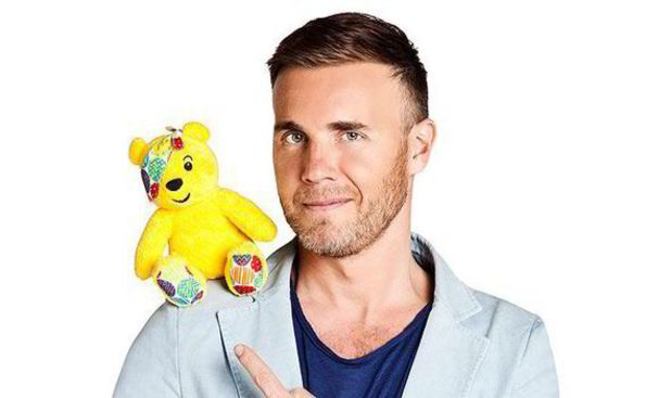 Gary Barlow for BBC Children in Need