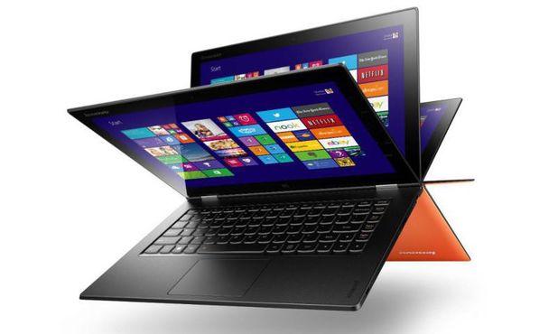 Lenovo's ThinkPad Yoga 2 Pro