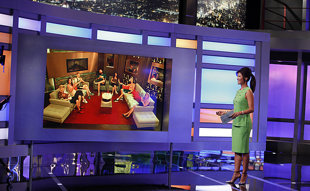Big Brother USA: Julie Chen talks to the housemates
