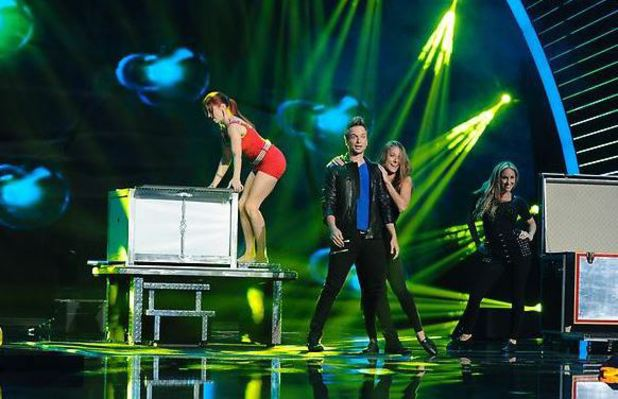 America's Got Talent Semi-final: Illusionist Leon Etienne and Romy Low
