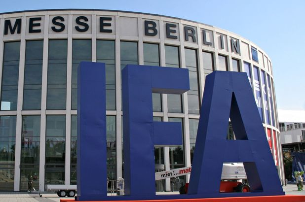 The IFA exhibition in Berlin