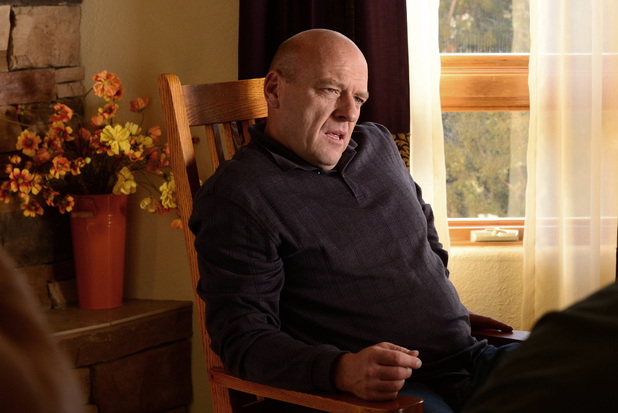 Breaking Bad S05E12: Hank Schrader (Dean Norris)