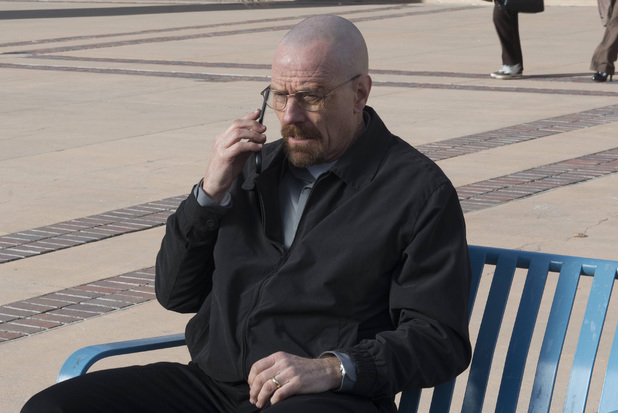 Breaking Bad S05E12: Walter White (Bryan Cranston)