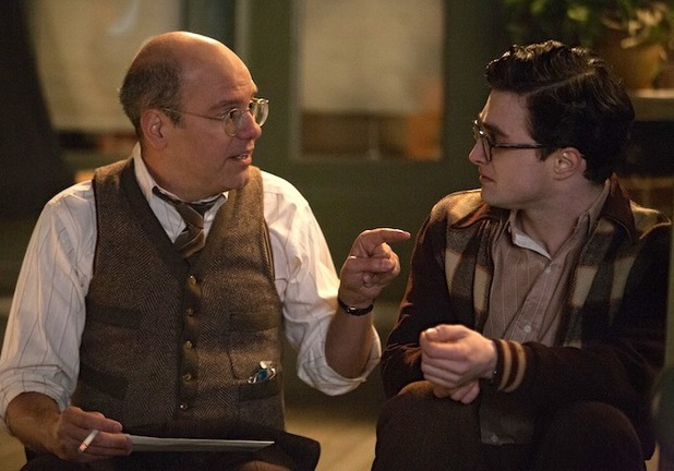 Daniel Radcliffe, David Cross, Kill Your Darlings
