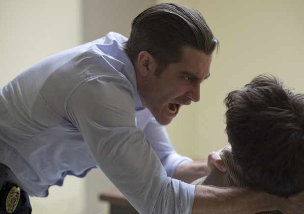 Jake Gyllenhaal in 'Prisoners'
