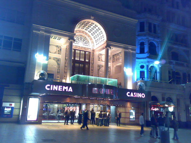 Empire Cinema, Leicester Square
