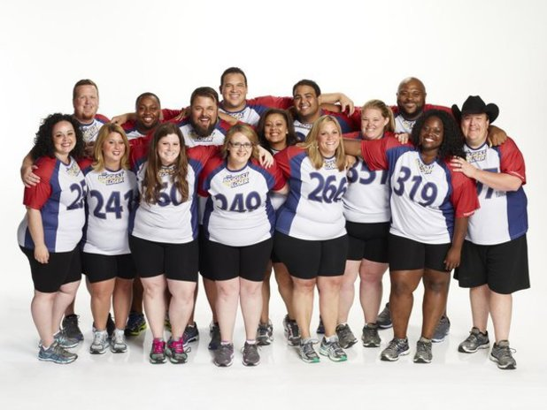 The contestants of The Biggest Loser season 15