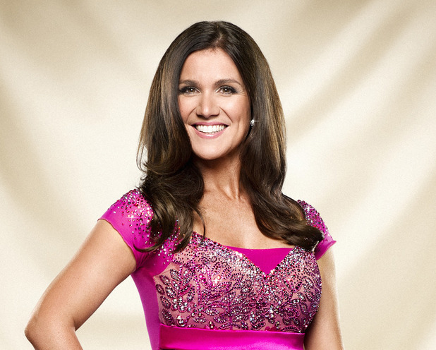 Strictly Come Dancing 2013: Susanna Reid