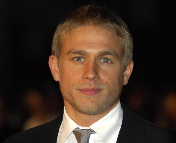 Charlie Hunnam  quot overwhelmed quot  by  50 Shades of Grey  hype Charlie Hunnam