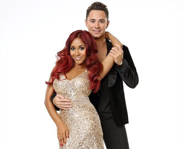 Dancing With The Stars 2013: Snooki and Sasha Farber