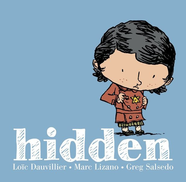 Loic Dauvillier and Marc Lizano's 'Hidden'