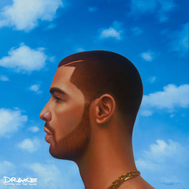 Drake 'Nothing Was The Same' artwork