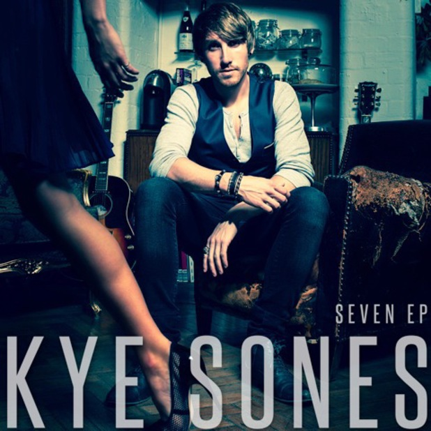 Kye Sones: 'Seven EP' artwork