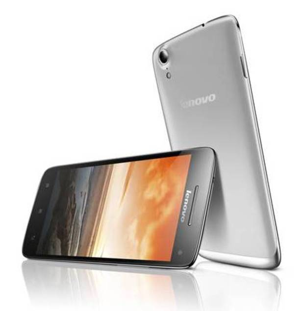 The Lenovo Vibe X smartphone