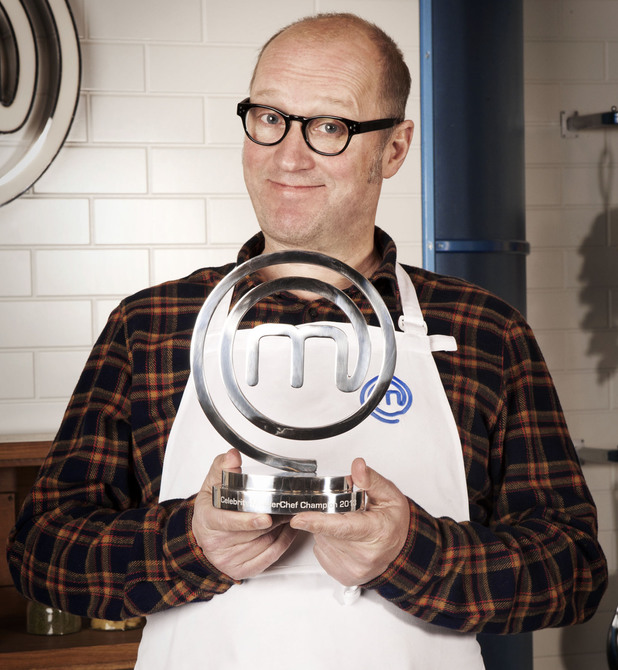 Ade Edmondson wins Celebrity Masterchef