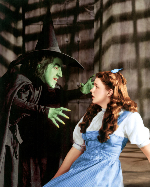 Dorothy and the Wicked Witch of the West