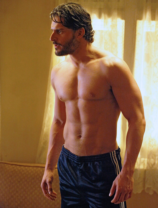 'True Blood' - 2010TRUE BLOOD, Joe Manganiello, 'Trouble', (Season 3, airing July 18, 2010) 20 Apr 2010