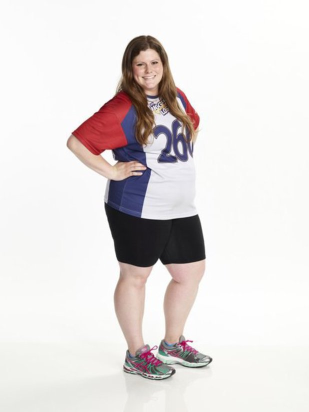 The Biggest Loser season 15: Rachel Frederickson