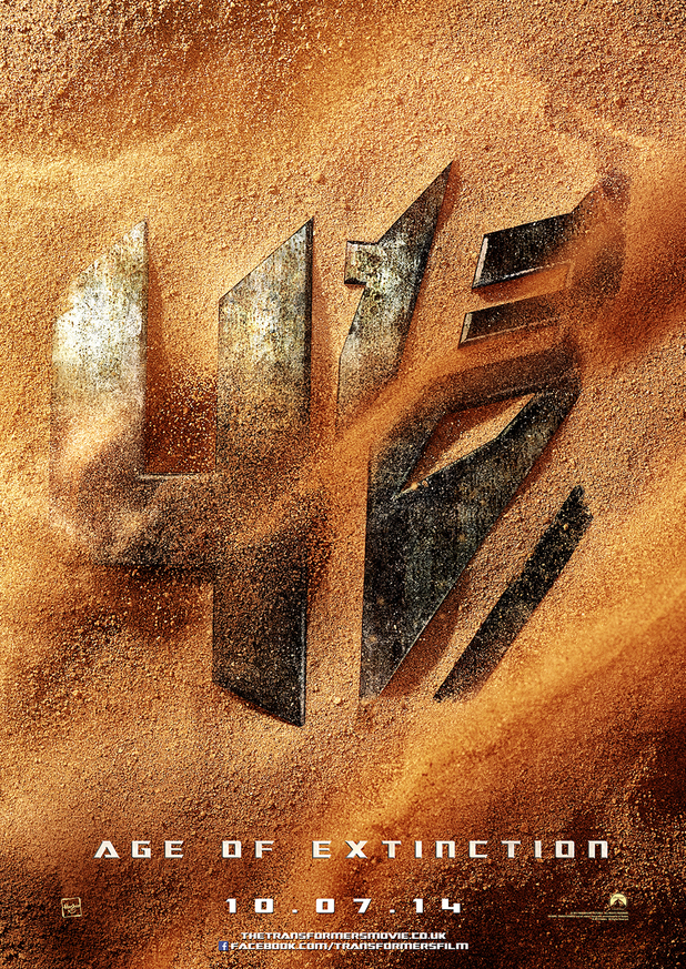 'Transformers: Age of Extinction' first poster