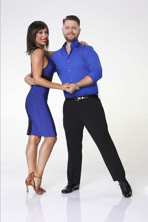 Dancing With The Stars 2013: Jack Osbourne and Cheryl Burke