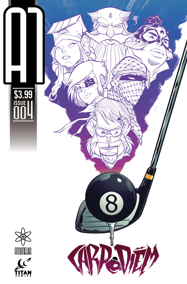 A1 anthology #4
