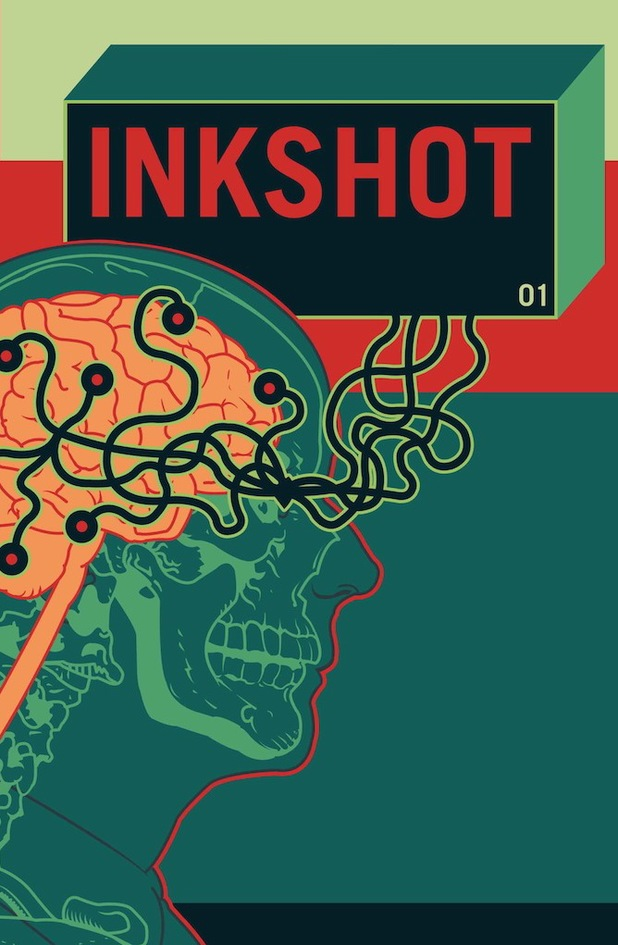 'Inkshot' cover